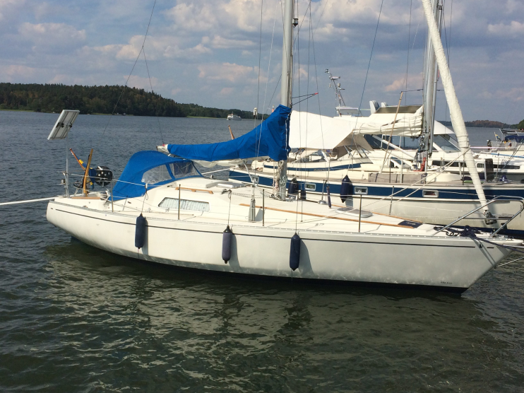 Shipman Scampi 30 foot